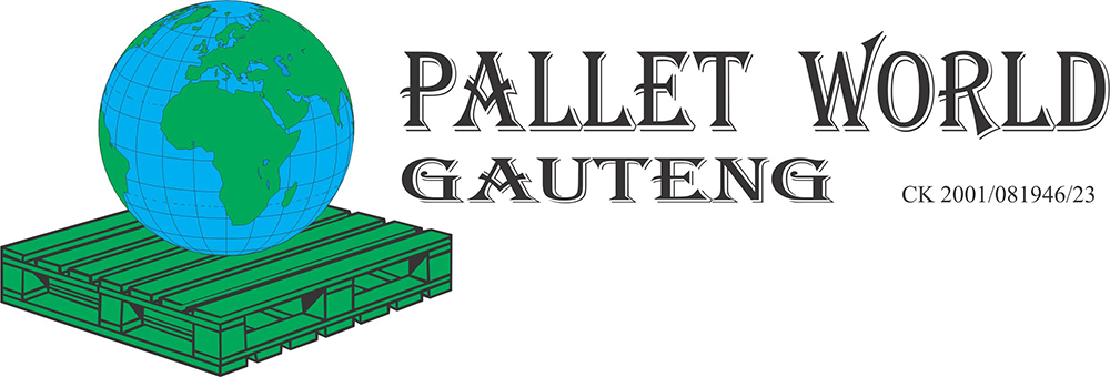 Pallet World Gauteng Logo